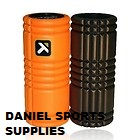 The Grid Foam Roller black free UK delivery