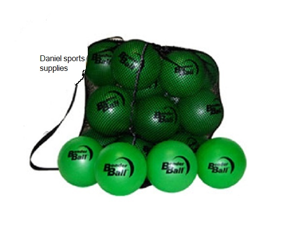 Bender ball club 10 ball pack with bag Free UK mainland delivery