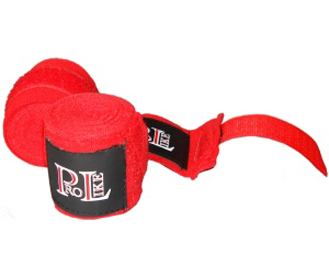 Pro like hand wraps Red