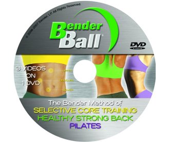 Bender Ball method ofSelective core training healthy Strong back