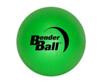 Bender Ball with colour instruction brochure - Click Image to Close