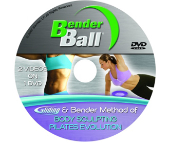 The Bender Ball method of Body sculpting, Pilates Evolution