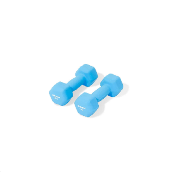 Neoprone Hex Dumbbells-2.5kg -Heavy duty-sold in pairs