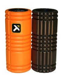 The Grid Foam Roller Orange free UK Delivery