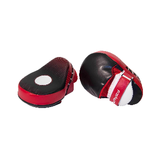 Pro-Like Curved Hook & Jab Pads - PU