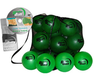 Bender ball instructor club 25 pack